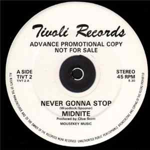Midnite - Never Gonna Stop MP3 FLAC