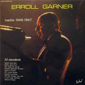 Erroll Garner - Inédits 1946-1947 MP3 FLAC