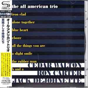 Cedar Walton, Ron Carter, Jack DeJohnette - The All American Trio MP3 FLAC