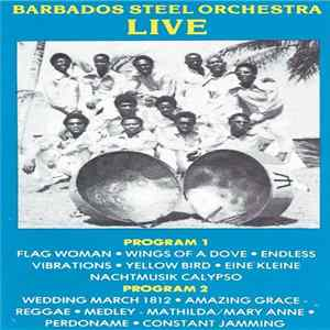 Barbados Steel Orchestra - Live MP3 FLAC
