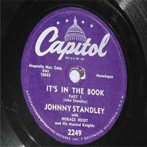 Johnny Standley With Horace Heidt And His Musical Knights - It's In The Book Part 1 / It's In The Book Part 2 MP3 FLAC