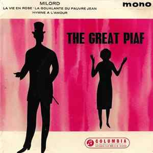 Edith Piaf - The Great Piaf MP3 FLAC