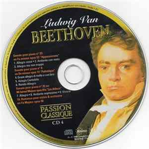 Ludwig van Beethoven - Passion Classique CD 4 MP3 FLAC